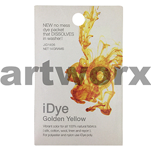 Golden Yellow iDye 14gm
