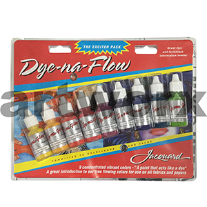 Dye-Na-Flow 9x14ml Acrylic Ink