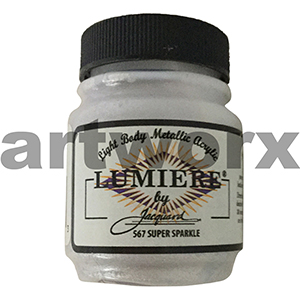 Super Sparkle 567 Lumiere Acrylic Paint
