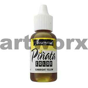 Sunbright Yellow 14ml Pinata Alcohol Inks
