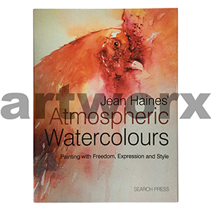 Atmospheric Watercolours Book by Jean Haines