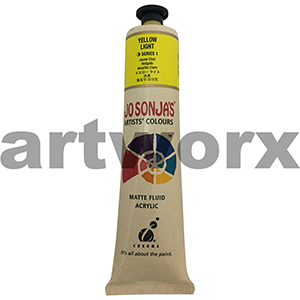 Yellow Light s1 Jo Sonja's Artist Acrylic 75ml