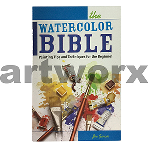 The Watercolour Bible Book by Joe Garcia