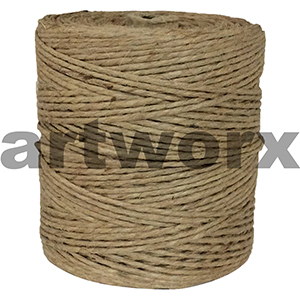 Jute Medium Natural approx 315m