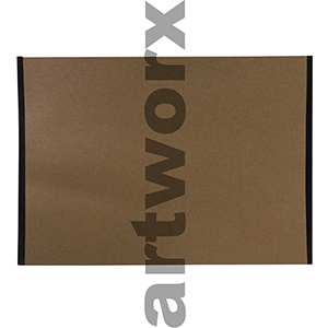 A1 Kraft Portfolio Envelope with Taped Sides