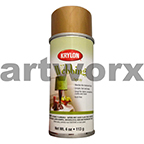 Gold Chiffon Whisper Webbing Spray Krylon 113g