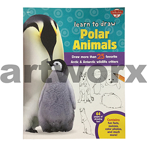 Learn To Draw Polar Animals Walter Foster Books