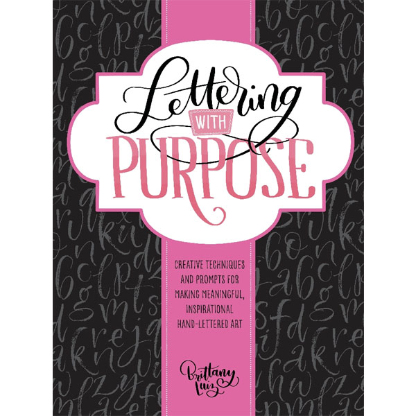 Lettering With Purpose Book