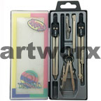 Linex School Compass Set