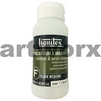 Gloss Medium & Varnish 118m Liquitex Medium