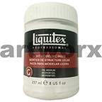 Light Modeling Paste Gel 237ml Liquitex Medium