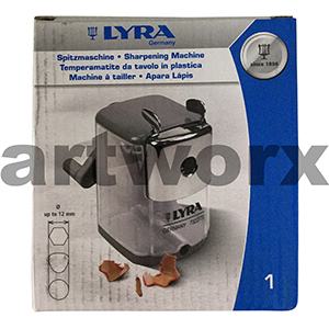 Lyra Sharpener Adjustable Size To 12mm