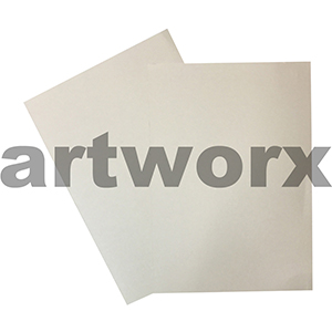 A4 Metallic Cream Cardstock 385gsm