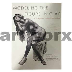 Modeling the Figure in Clay Book by Lucchesi & Malmstrom