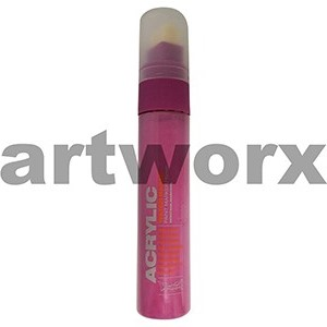 Shock Pink 15mm Montana Acrylic Paint Marker