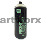 Glow in the Dark Night Glow Montana Spray Paint 400ml