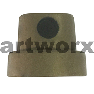 Montana Fat Gold Spray Paint Cap