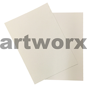 Watercolour White A2 Mat Board