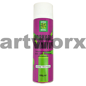 Workable Fixative 400g NAM
