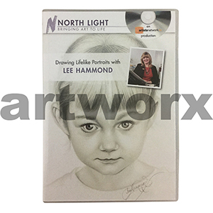 Drawing Lifelike Portraits with Lee Hammond DVD