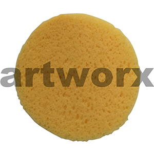 Northcote Pottery Round Synthetic Art Sponges