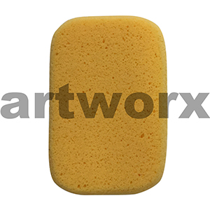 Northcote Pottery Rectangle Synthetic Art Sponges