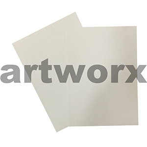 Pastel White 240gsm A4 Cardstock