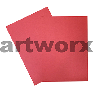 A4 Pearla Red Cardstock 270gsm