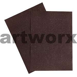 Cocoa Matte Pebble Paper A4 Embossed
