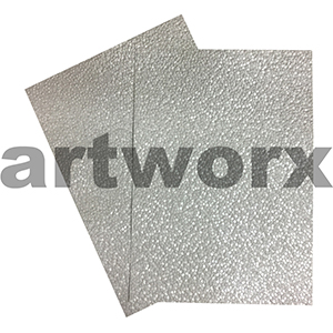 Crystal Sheen Pebble Paper A4 Embossed