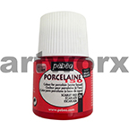 Scarlet Red 150 Porcelain Paint 45ml