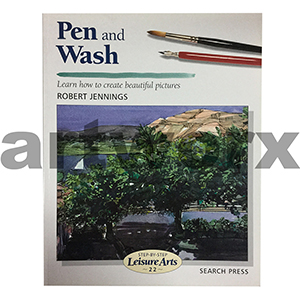 Pen and Wash Book by Robert Jennings