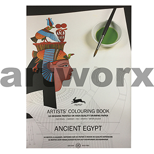 Ancient Egypt Pepin Artist Coloring Book