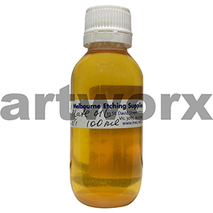 Printmaking Plate Oil 100ml
