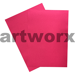 Candy Bright Pink 125gsm A3 Prism Paper