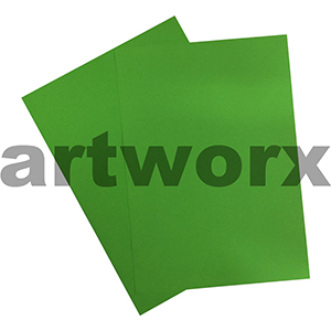 A4 Lime 125gsm Prism Paper Color 20 Pack