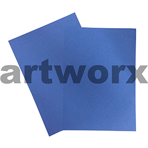 Dark Blue 200gsm A4 Prism Board
