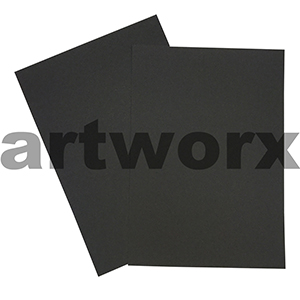 A4 Black 200gsm Ream 100 sheets Prism Board