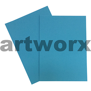 Blue 200gsm 510x640mm Cardstock 20 Sheets
