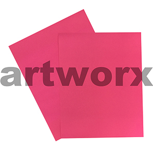 Candy Pink 200gsm 510x640mm Cardstock 20 Sheets
