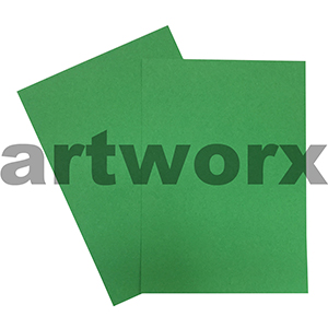 A4 Dark Green 200gsm Ream 100 sheets Prism Board