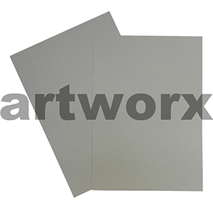 Grey 200gsm 510x640mm Cardstock 20 Sheets