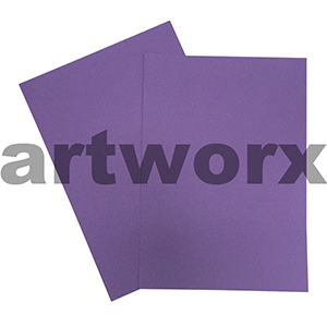 Purple 200gsm A4 Prism Board
