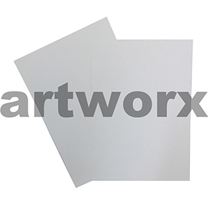 White 200gsm 510x640mm Cardstock 20 Sheets