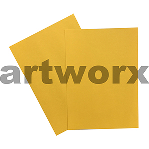 Gold 510x760mm 250 Sheet Prism Coloured Paper Ream