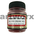 Fire Engine Red Procion MX Dye