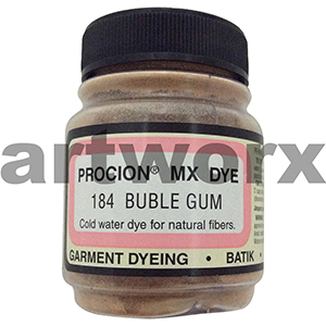 Bubble Gum Procion MX Dye