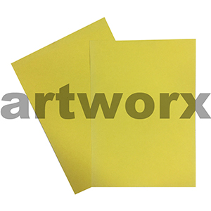Lemon A3 210gsm Quill Cardstock