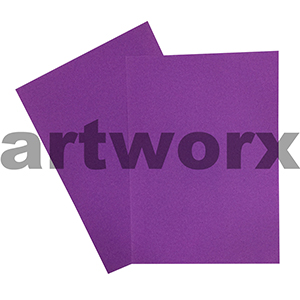 Lilac 210gsm A4 Quill XL Multiboard