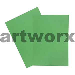 Lime A3 210gsm Quill Cardstock